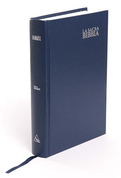 Bibbia Nuova Diodati a caratteri grandi (171.240) (Copertina rigida)