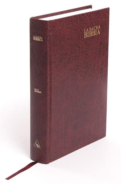 Bibbia Nuova Diodati a caratteri grandi (171.241) (Copertina rigida)