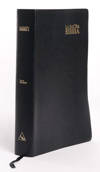 Bibbia Nuova Diodati a caratteri grandi - Formato grande (171.242)