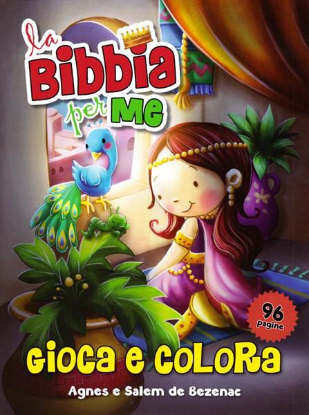 La Bibbia per me - Gioca e Colora (Brossura)