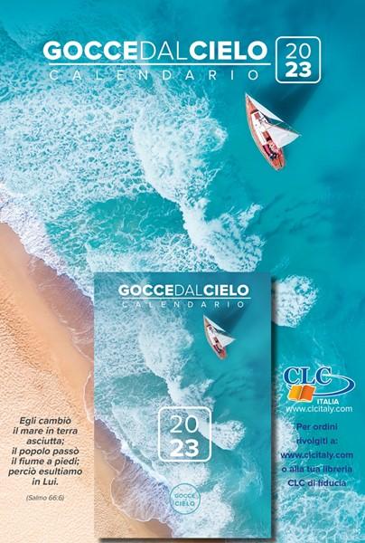 """Calendario """"Gocce dal cielo"""" 2020"""