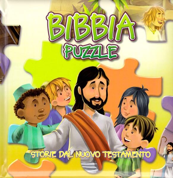 Bibbia Puzzle (Copertina Rigida Imbottita)