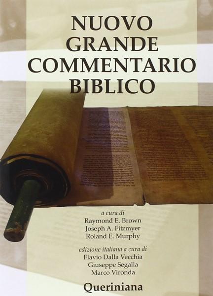 Nuovo grande commentario biblico (Copertina rigida)