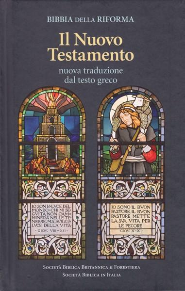 Bibbia della Riforma - Il Nuovo Testamento (2680) (Copertina rigida)