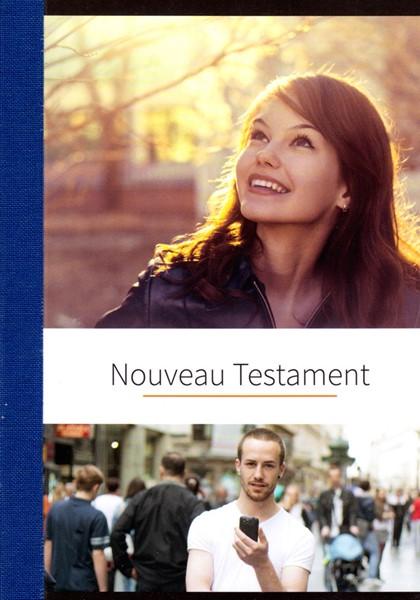 Nuovo Testamento in Francese (Brossura)