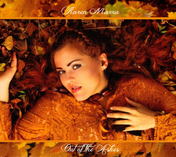 Out of the Ashes [CD]