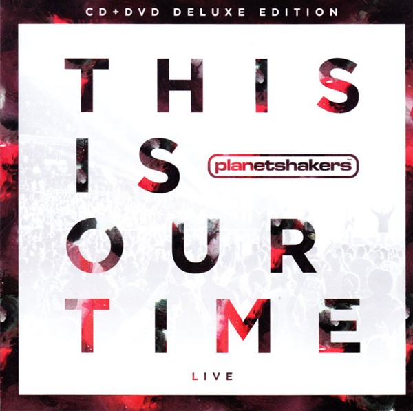 This is our time Live Deluxe Edition [CD + DVD]
