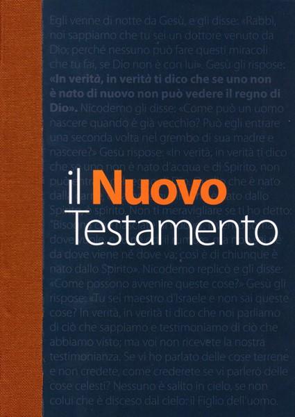 Il Nuovo Testamento NR06 (Brossura)