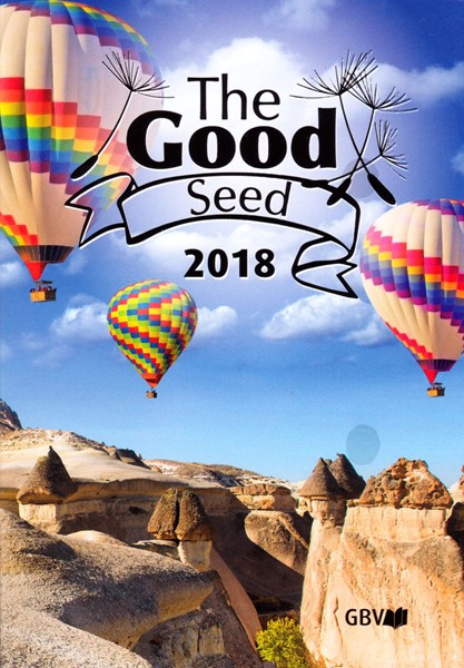 Calendario Buon Seme in Inglese 2018 - The Good Seed 2018 (Brossura)