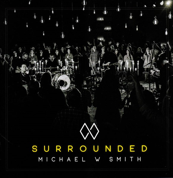 Surrounded (Live) [CD]