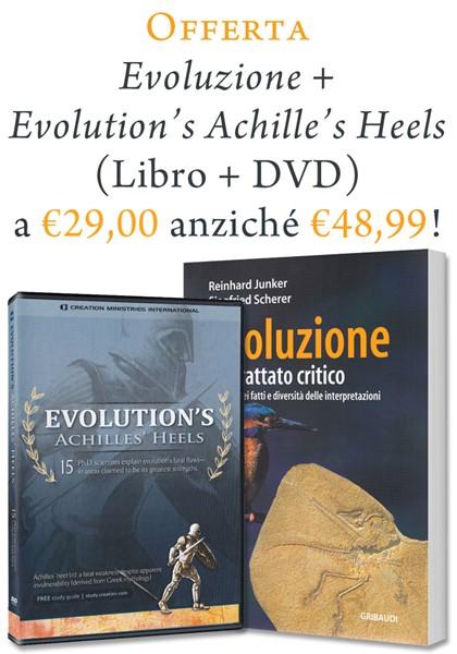 """Offerta """"Evoluzione"""" e """"Evolution's Achille's Heels"""""""
