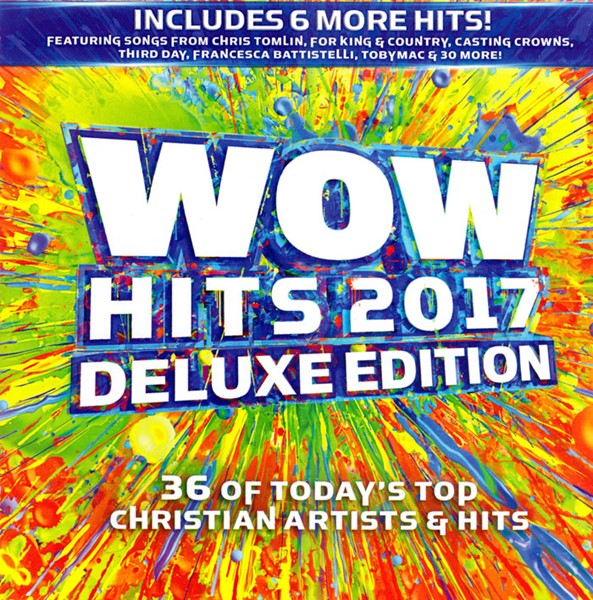 WOW Hits 2017 Deluxe Edition [2 CD]