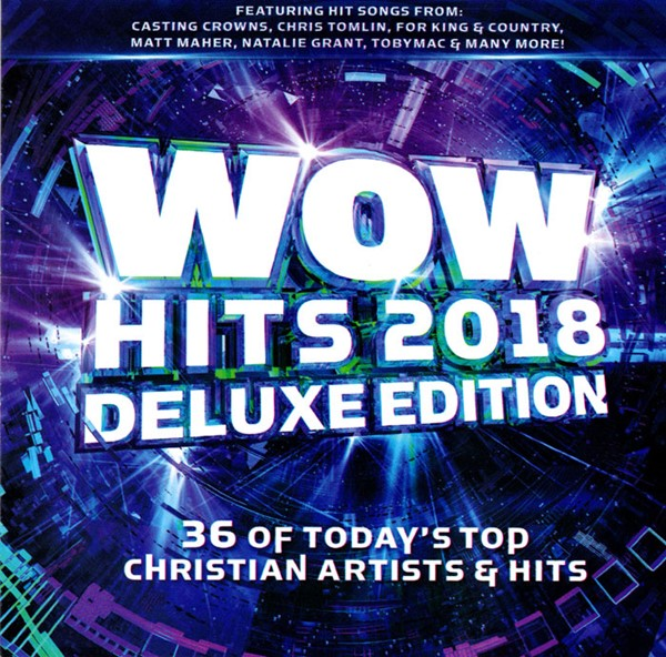 WOW Hits 2018 Deluxe Edition [2 CD]