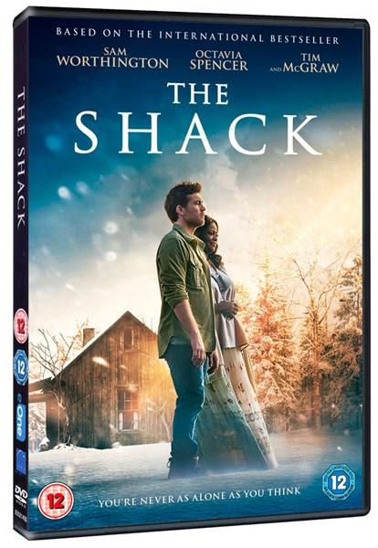 The Shack - Il rifugio [DVD]
