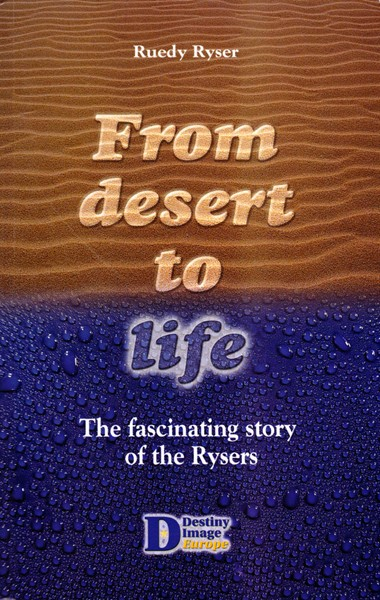 From desert to life (Brossura)