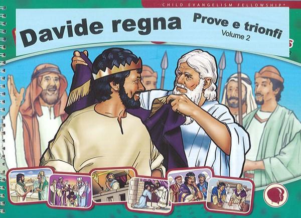 Davide volume 2 – Davide regna