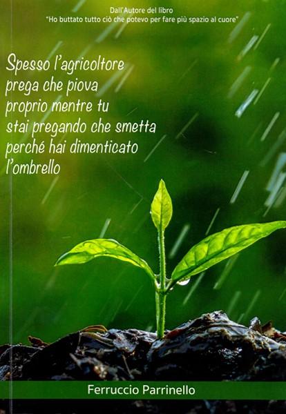 Spesso l'agricoltore prega che piova mentre tu stai pregando che smetta perché hai dimenticato l'ombrello (Brossura)