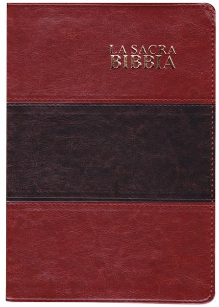 Bibbia Nuova Diodati a caratteri grandi (171.244) (Similpelle)