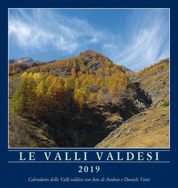 Le Valli valdesi 2019 con indirizzario (Spirale)