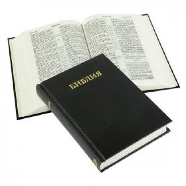Nuovo Testamento e Salmi in Russo (Copertina rigida)