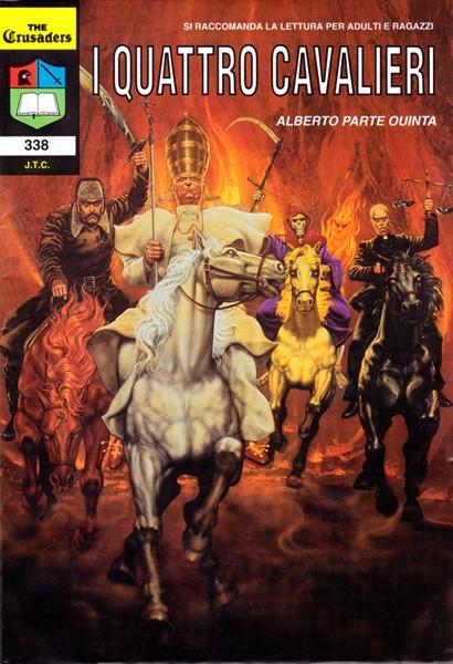 I quattro cavalieri (Spillato)