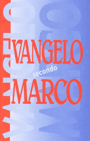 Vangelo secondo Marco (Spillato)