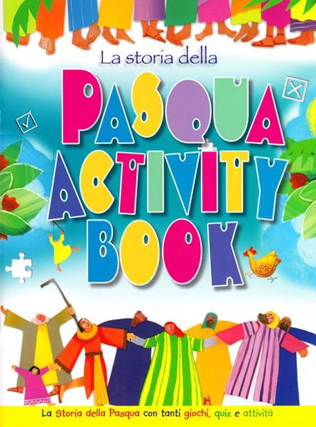 La storia della Pasqua Activity Book (Brossura)