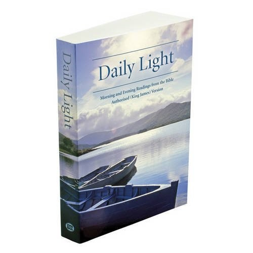 KJV Daily Light Pocket size (Brossura)