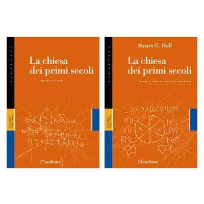 La chiesa dei primi secoli - 2 volumi indivisibili (Brossura)