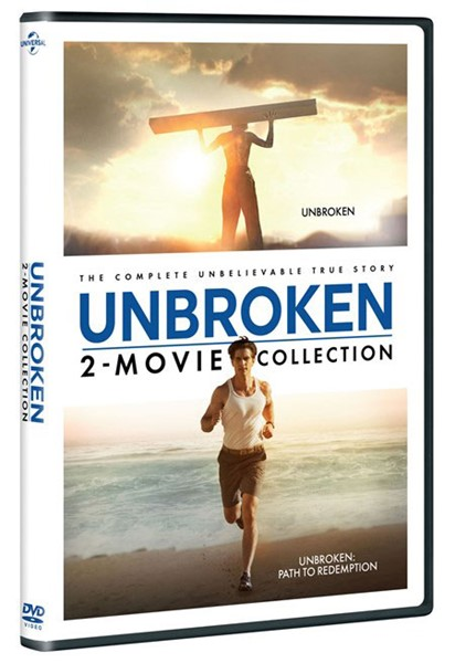 Unbroken + Unbroken: Path to Redemption - Film in Inglese