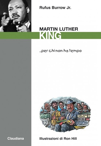 Martin Luther King… per chi non ha tempo (Brossura)