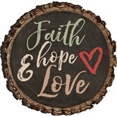 Calamita Faith Hope Love