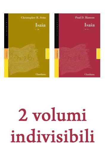 Isaia - 2 volumi indivisibili (Brossura)