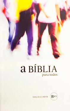 A Biblia para todos - Bibbia economica in portoghese (Brossura)