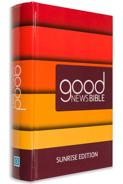 Good News Bible (GNB) Sunrise Bible (Copertina rigida)