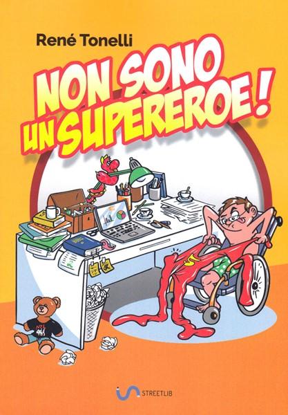 Non sono un supereroe!