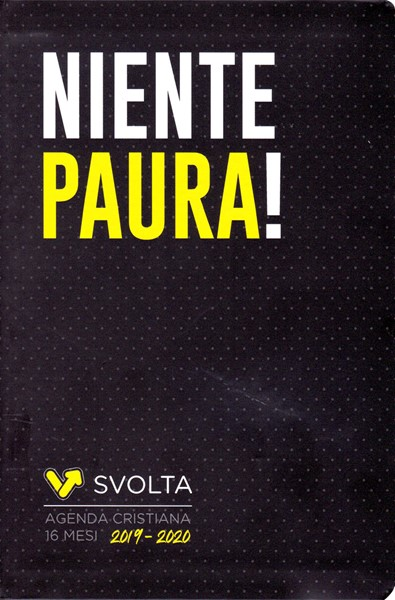 SvoltAgenda 2019/2020 Essential Black (Copertina Soft con Elastico)