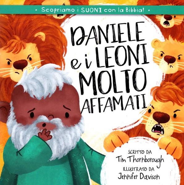 Daniele e i leoni molto affamati (Spillato)