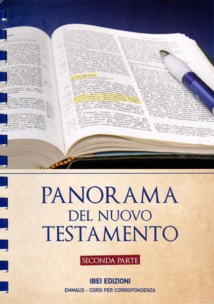 Panorama del Nuovo Testamento (Spirale)