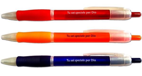 A64598 Penna Tu sei speciale per Dio