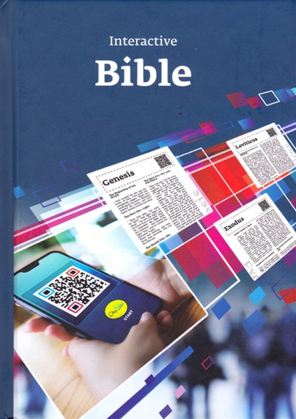 ERV Interactive Bible (Copertina rigida)