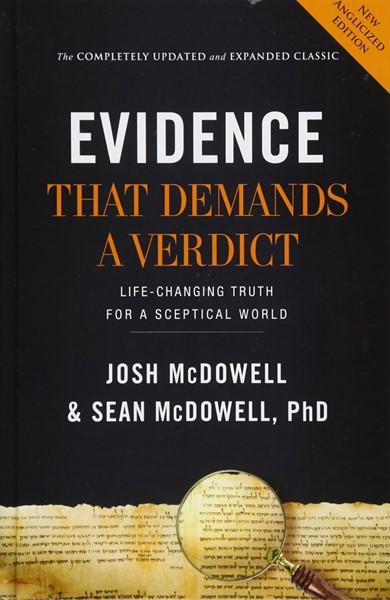 Evidence that Demands a Verdict (Copertina rigida)