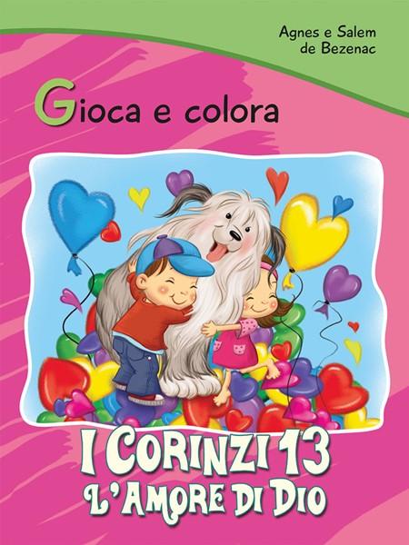 Gioca e colora: 1 Corinzi 13 (Spillato)