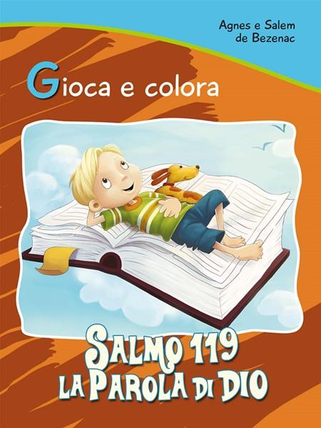 Gioca e colora: Salmo 119 (Spillato)