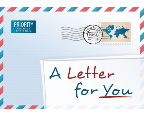 A Letter for You (Spillato)