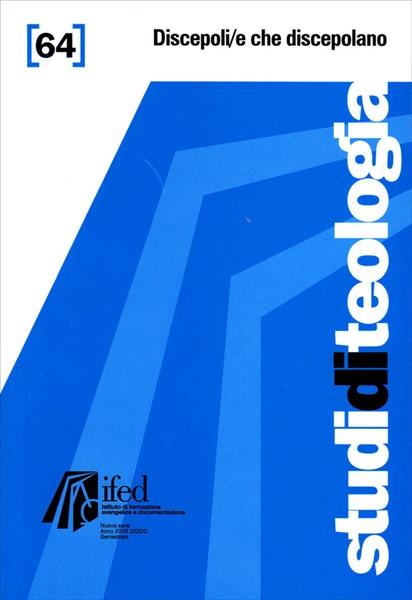 Discepoli/e che discepolano (Studi di teologia n°64)