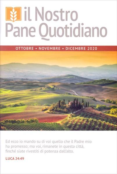 Il nostro pane quotidiano Ottobre - Dicembre 2020 (Spillato)