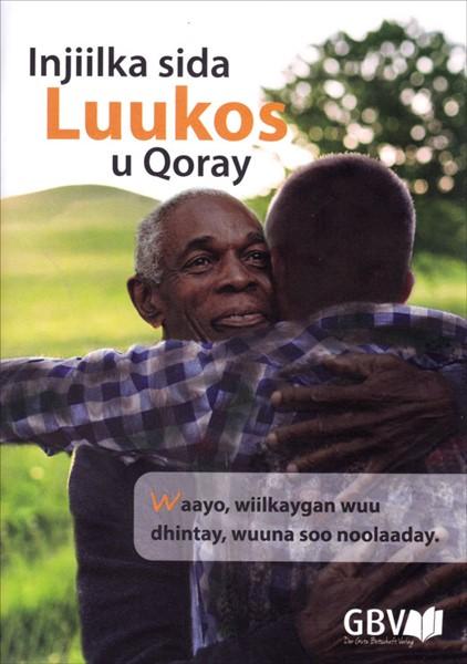 Vangelo di Luca Somali (Spillato)