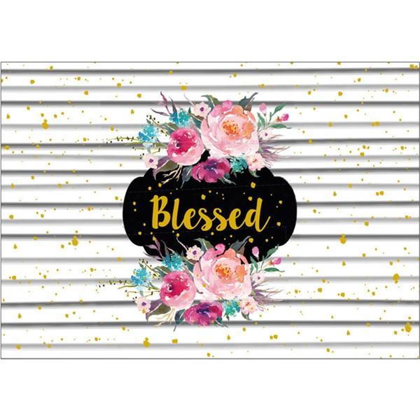 Cartolina Blessed
