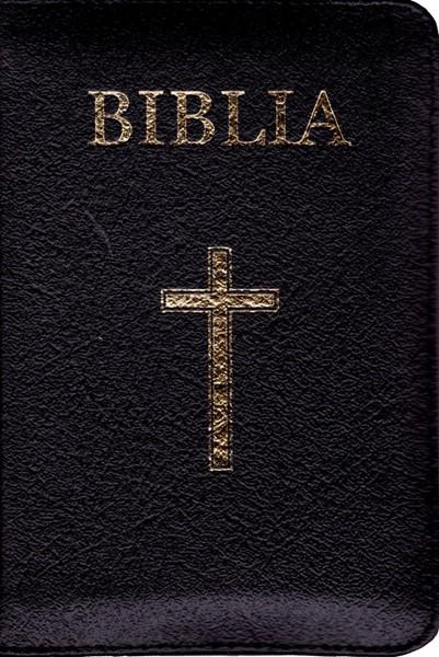 Bibbia in Rumeno con cerniera - Formato tascabile (Similpelle)